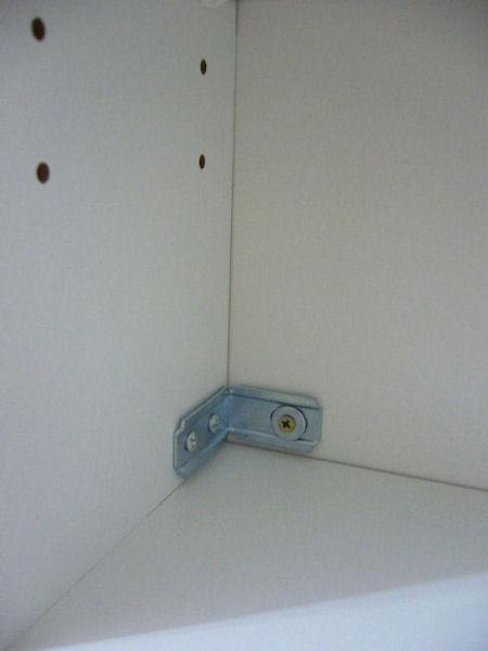 Fixação de armário de cozinha?  Página 1  Dúvidas gerais -> Como Fixar Armario De Banheiro Na Parede