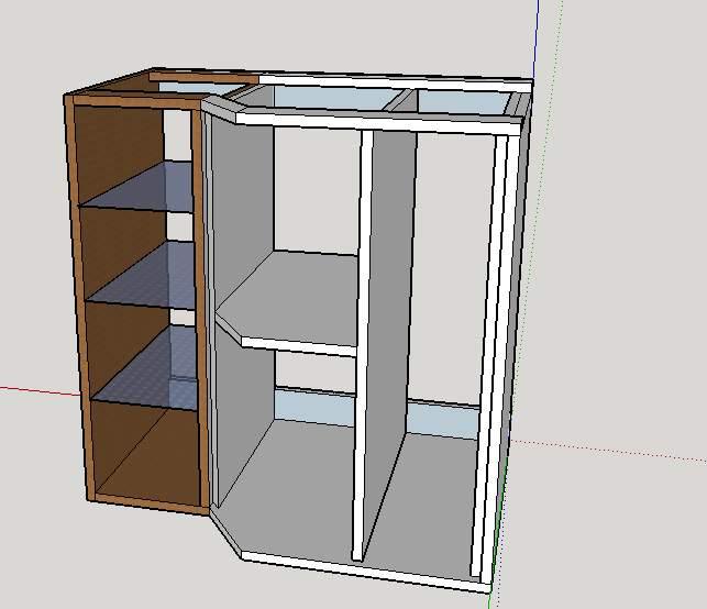 Gabinete Armário Banheiro  GDM Fóruns -> Gabinete De Banheiro Sketchup